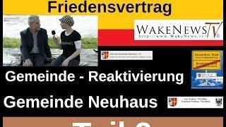 Deutschland-Souveränität-Friedensvertrag - Gemeinde Reaktivierung  Teil 2