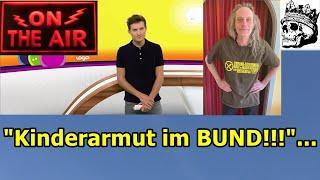 """Kinderarmut im BUND!!!""..."