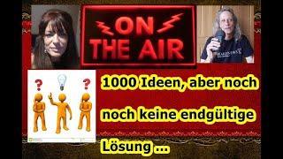 """Trailer: Schrumpfkopf TV / """"1000 Ideen, aber noch, noch keine endgültige Löung"""" ..."""