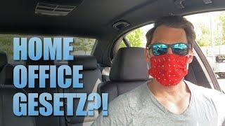 Hältst du dich an die Maskenpflicht? SPD fordert Home Office Gesetz! Kritik an StVO Änderung