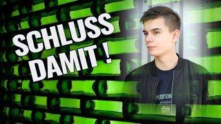 SCHLUSS DAMIT!