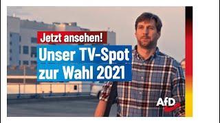 AfD-Wahlwerbung - Clip zur Bundestagswahl 2021