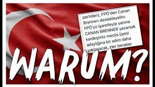 FPÖ Wahlwerbung auf Türkisch? Wehret den Anfängen!