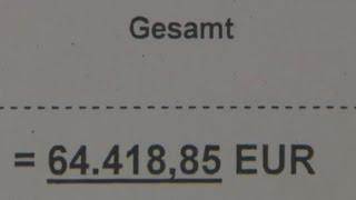 Unrechtsstaat BRD gibt 64418€ aus um einer Mutter das Kind wegzunehmen