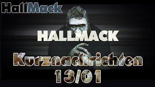 HallMack Kurznachrichten 13/01