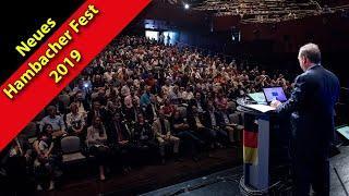 Neues Hambacher Fest 2019:  Eröffnungsrede von Max Otte