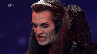 Helene Fischer Show nach Weihnachten - Blutkult - Vampire - Satan