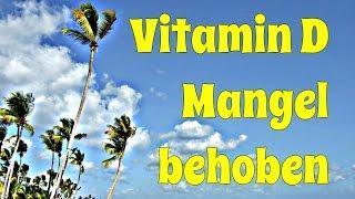 Vitamin D3 - wie ich meinen Mangel behoben habe