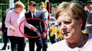 Achtung !!!  Angela Merkel schwer krank  ?