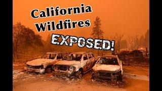 California Wildfires EXPOSED - Direct Energy Weapons