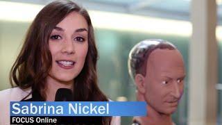Menschlich aussehende Roboter sollen unter anderem Kinder therapieren