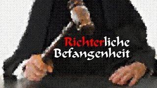 Richterliche Befangenheit - BRiD/Bund ist kein Staat!