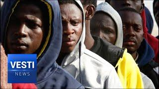 500,000 Immigrants are Held Back From Flooding Europe by New Gaddafi In Libya