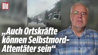Ex-Bundeswehr-Oberst warnt vor Ortskräften aus Afghanistan