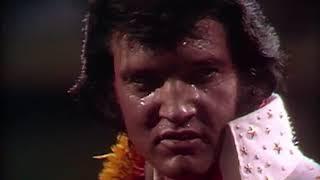 Elvis Presley vs Bob Joyce  -  Laughter Comparison - American trilogy Comparison