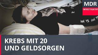 Krebs mit 20 und kein Geld zum Überleben