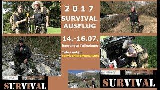 SURVIVAL – Ausflug/Hock Wake News 20170618