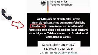 """Einseitige Verfolgung politischer """"Tendenzen"""": Bürgerin fragt mal nach am Telefon"""