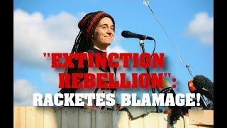 """Die neue Lichtgestalt von """"Extinction Rebellion"""": Carola Rackete!"""