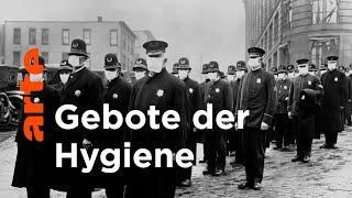 Auf Leben und Tod - Meilensteine der Hygiene  - Doku | ARTE