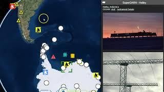 Here Is Proof Of Ionospheric Heaters, HAARP's Grandfather Base In Antarctica, Weather Modification