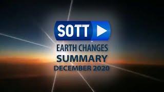 Dezember 2020: Extreme Wetterlagen, Überflutungen, Schneestürme, Feuerbälle, Meteoriten