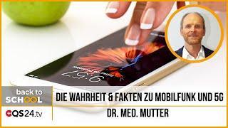 Dr. med. Mutter zum Mobilfunk und 5G