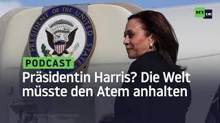 Präsidentin Harris? Die USA und der Rest der Welt müssten den Atem anhalten