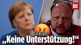 """Arzt zerlegt Merkels Corona-Aussagen: """"Ich bin erschüttert"""""""