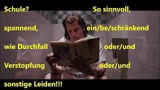 Schrumpfkopf TV / Martin von stellt 15-jähr. Jungen (w.) paar Fragen zur Mind-Control-Firma Schule