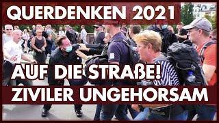 Querdenken: Ziviler Ungehorsam 2021 #B2908