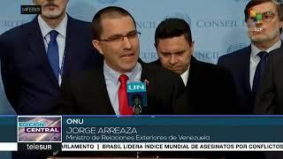 50 UN-Mitgliedsstaaten unterstützen Venezuela und das UN-Prinzip der Nicheinmischung