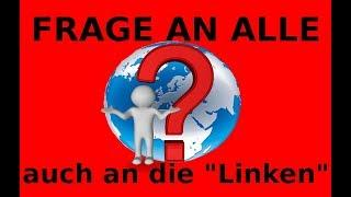 Armutsmigration zerstört die Welt! Frage an ALLE!