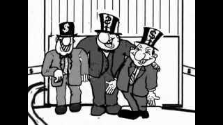 Systematische Plünderung - Okkupation durch Kreditvergaben