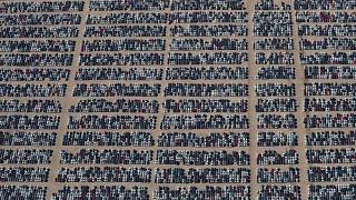 VW lagert Tausende Dieselskandal-Autos