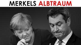 Dieses Video ist Merkels Albtraum! Versprochen! Aber auch der von Söder, Spahn, Maas, Scholz & Co.