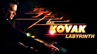 Das Kovak Labyrinth (SCI-FI THRILLER l Filme auf Deutsch, Ganzer Film, Thriller kostenlos streamen)