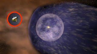 Eine NASA Raumsonde entdeckt eine riesige Wand am Rande des Sonnensystems!