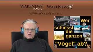 """Wer schiesst die ganzen """"Vögel"""" ab? - Germanwings-Absturz - Wake News Radio/TV 20150326"""