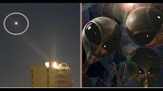 Entführung durch Alien auf Foto festgehalten - New York