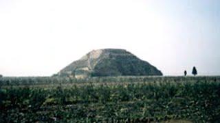 4300 Jahre alte Pyramide in China entdeckt