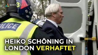 Heiko Schöning bei Anti-Corona-Demo in London verhaftet