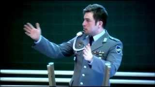 """Ehemaliger Soldat spricht über """"Afghanistan und Kampfeinsatz"""" - mit Johannes Clair"""