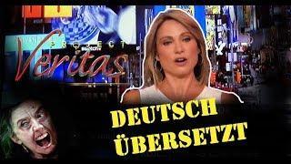 Enthüllung einer geheimen Aufnahme mir einer ABC News Reporterin Deutsch übersetzt. Jeffrey Epstein.