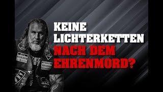 """KEINE Lichterketten nach dem """"EHRENMORD""""?"""