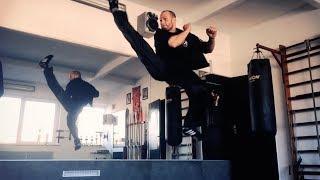 Kung-Fu - Flying Uwe ☺