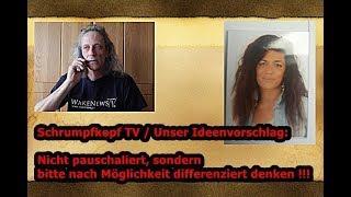 Trailer: Schrumpfkopf TV / Schrumpfkopf TV nicht pauschalisieren sondern differenziert denken ...