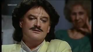 Die Wertschätzung der Mutter - Rudolph Moshammer 1989 - SWR Nachtcafé