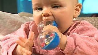 KLEINKINDER: Anteil von Weichmachern in Kindern besorgniserregend hoch