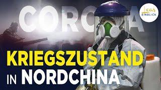 Ein Jahr nach Ausbruch: Nordchina wieder im Corona-Notstand  | 4 Jahre Haft für Corona-Bloggerin